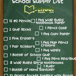 5th Grade School Supply List