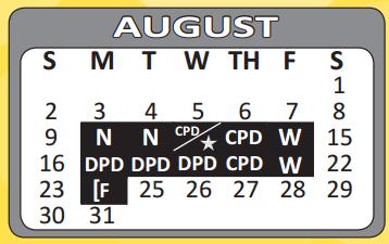 ... School District Instructional Calendar - Harlandale Isd - 2015-2016