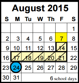 woodland hills calendar