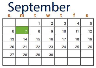 Killeen High School - School District Instructional Calendar