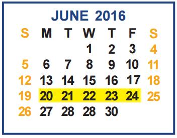 Sinton Isd Calendar 2015 2016 | Calendar Template 2016