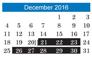 Akins High School School District Instructional Calendar Austin