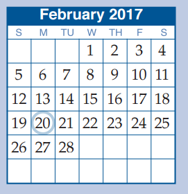 Davis school district calendar 2017