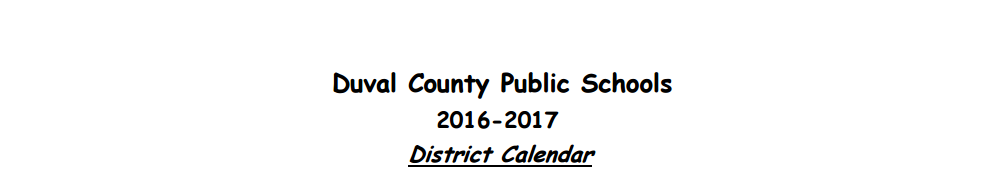 District School Academic Calendar for Lake Shore Middle School