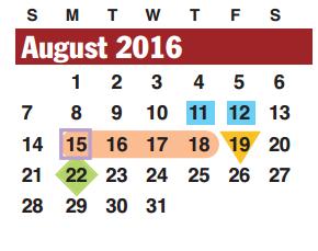 Fort Bend Isd Calendar 2016 2020 Blue Ridge Elementary School   School District Instructional