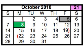 aldine isd school calendar 2019