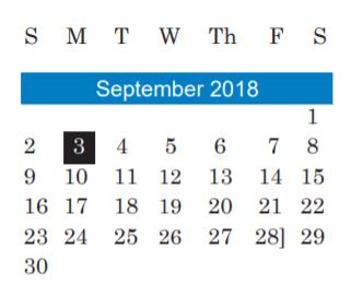 Lee Elementary School District Instructional Calendar Austin Isd