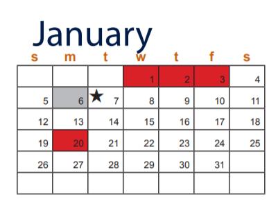 Saegert Elementary - School District Instructional Calendar