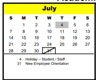 Spring Branch Isd Calendar 2020 Landrum Middle   School District Instructional Calendar   Spring